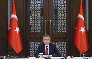 Cumhurbaşkanı Yardımcısı Oktay: 'Hedefimiz...
