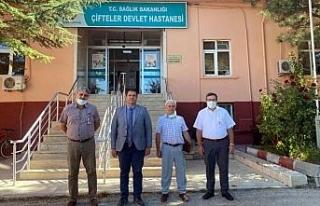 Eskişehir İl Sağlık Müdürü Prof. Dr. Uğur...