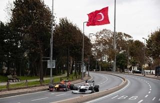 Formula 1 Türkiye Grand Prix tarihlerinde değişiklik