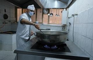 Milli Eğitim Bakanlığına, 5 bin 872 yeni aşçı...