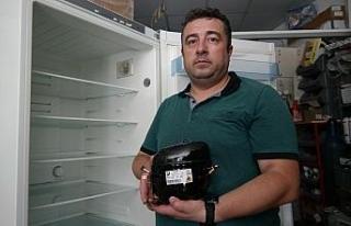 Buzdolabı motorlarının ömrü doğa dostu gazlar...