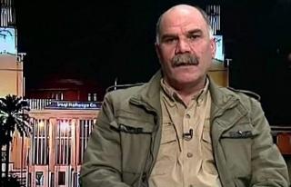 PKK'nın sözde Genel Sorumlusu Hasan Said Hasan...