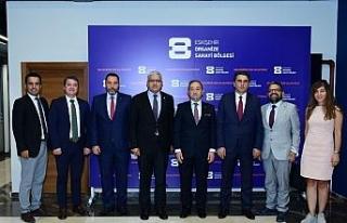 Türkiye Bilişim Derneği'nden Eskişehir OSB'ne...