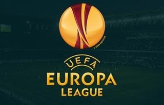 UEFA Avrupa Ligi'nde temsilcilerimizin rakipleri...