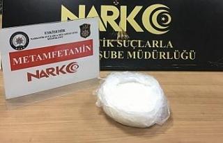 Uyuşturucu operasyonunda 1 kişi yakalandı