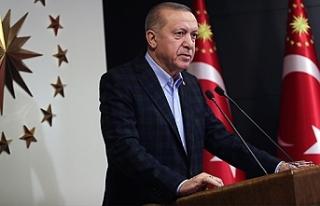 """Cumhurbaşkanı Erdoğan: """"15 bin yeni öğretmen..."""