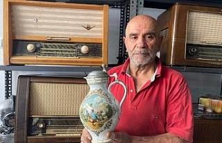 'Değerli olan eski eşyalarınızı ucuza satmayın'...