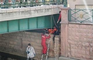 Eskişehir'de köprü altındaki cesedin 'Recep...