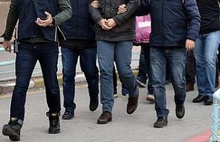 FETÖ'den aranan ve Eskişehir'de yakalanan 8...