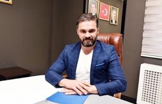 Hasan Burgaz'dan CHP İl Başkanı Taşel'e...