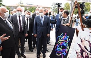 Milletvekili Avcı'dan 'Yunus Emre Yılı'...