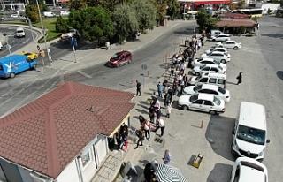 Vatandaşların İstanbulkart eziyeti
