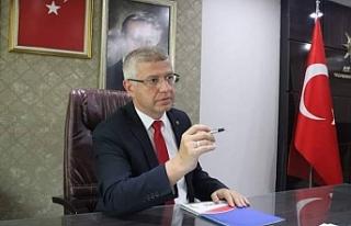 AK Parti Odunpazarı İlçe Başkanı Ali Acar'dan...