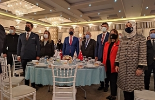 AK Parti Odunpazarı'nda İlçe Danışma Meclisi...