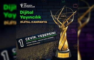 Anadolu Üniversitesi TRT Geleceğin İletişimcileri...