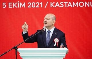 Bakan Soylu: 'İlkbahar yazı 10 bin 850 operasyonla...