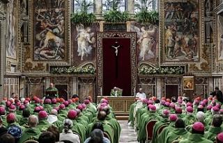 Çocuklara cinsel istismar skandalları Katolik Kilisesi'ni...