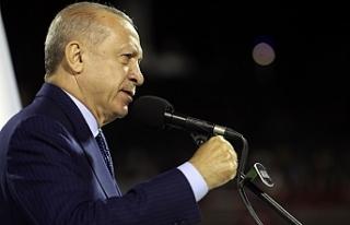 Cumhurbaşkanı Erdoğan: 'Küresel sistem derin...