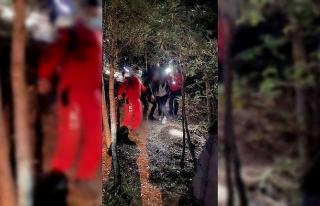 Eskişehir'de kaybolan kadına gece saatlerinde...