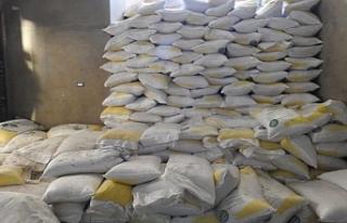 Lübnan'da 28 tondan fazla amonyum nitrat ele...