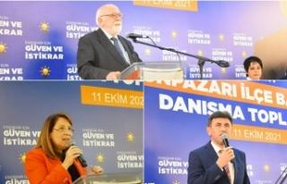 """Milletvekili Nabi Avcı: """"Eskişehir'de yapılan..."""