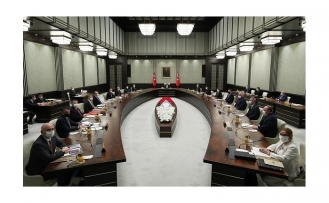 Başkan Erdoğan kabineyi topluyor