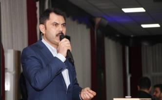 Bakan Kurum'dan CHP'ye sert eleştiri
