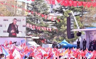 Cumhurbaşkanı Erdoğan Eskişehir'de (1)