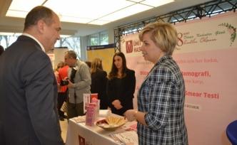 Özel Ümit Hastaneleri'nden Kadın Girişimci, Üretici Fuarı'na destek