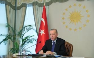 Cumhurbaşkanı Erdoğan: 'G20 bünyesinde bir çalışma grubu oluşturulmasını öneriyorum'