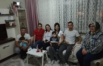 AK Parti İl Kadın Kolları'ndan iftar ziyaretleri