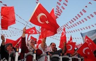 Eskişehir'de 15 Temmuz programı