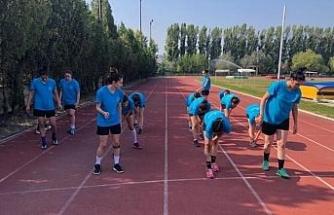 Anadolu Üniversitesi Kadın Hentbol Takımı sezon hazırlıklarına başladı