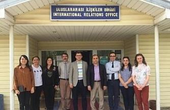 ESOGÜ Uluslararası İlişkiler Birimi'nin Başarısı