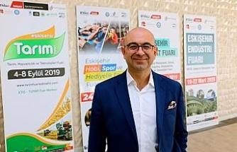 Fuar turizminde Eskişehir'in yıl sonu hedefi 500 bin ziyaretçi