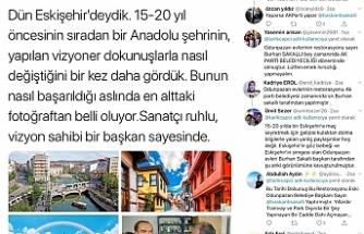 BURSA TARAFTARINA ESKİŞEHİRLİLERDEN BÜYÜK TEPKİ...