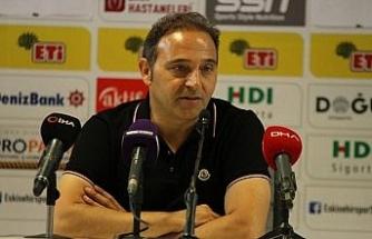 Çapa'dan Eskişehirspor'a veda mesajı