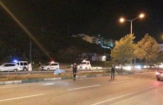 Eskişehir'de otomobilin çarptığı çocuk hayatını kaybetti.