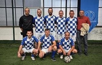Anadolu'da personel turnuvası başladı