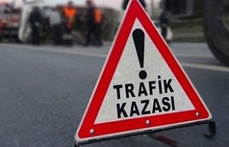 Eskişehir'de ölümlü kaza