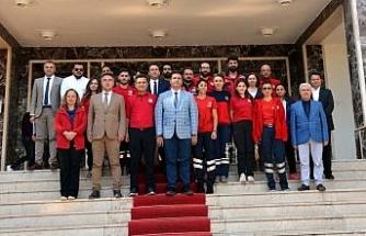 Eskişehir İl Sağlık Müdürlüğü'nden Barış Pınarı Harekâtına destek