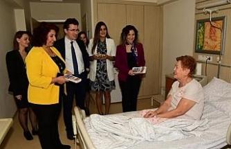 ESOGÜ Hastanesi'nde Hasta Hakları Günü kutlandı
