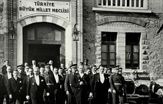Türkiye Cumhuriyeti 96. yılında