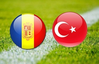 Andorra - Türkiye maçı bu akşam...