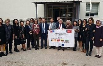 Avrupalı öğretmenlerden inceleme gezisi