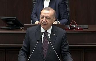 Cumhurbaşkanı Erdoğan'dan ABD'ye S-400 yanıtı: Geri adım atmayacağımızı ilettik