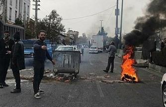 İran talep etti, Irak 2 sınır kapısını kapattı.