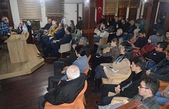 Eskişehir Türk Ocağı'nda 'Osmanlı Sarayı Hanımlarının Mektupları' konferansı