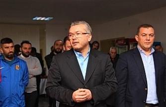 Eskişehirspor Başkanı Akgören'den birlik-beraberlik çağrısı