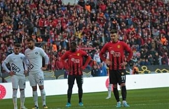 Eskişehirspor'da Milinkovic ile yollar ayrıldı